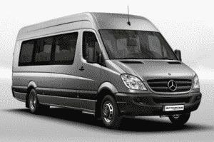mikroautobusu nuoma su vairuotoju