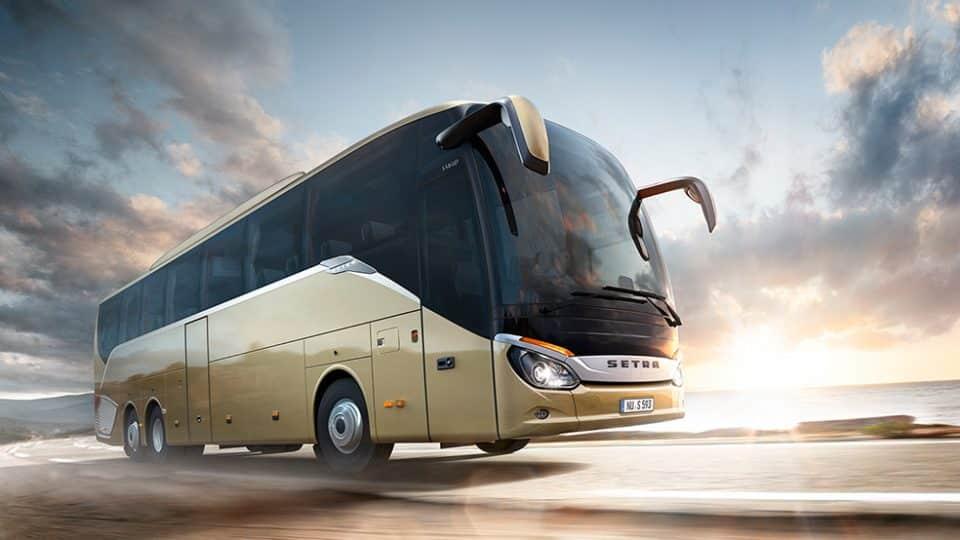 autobuso nuoma kaina